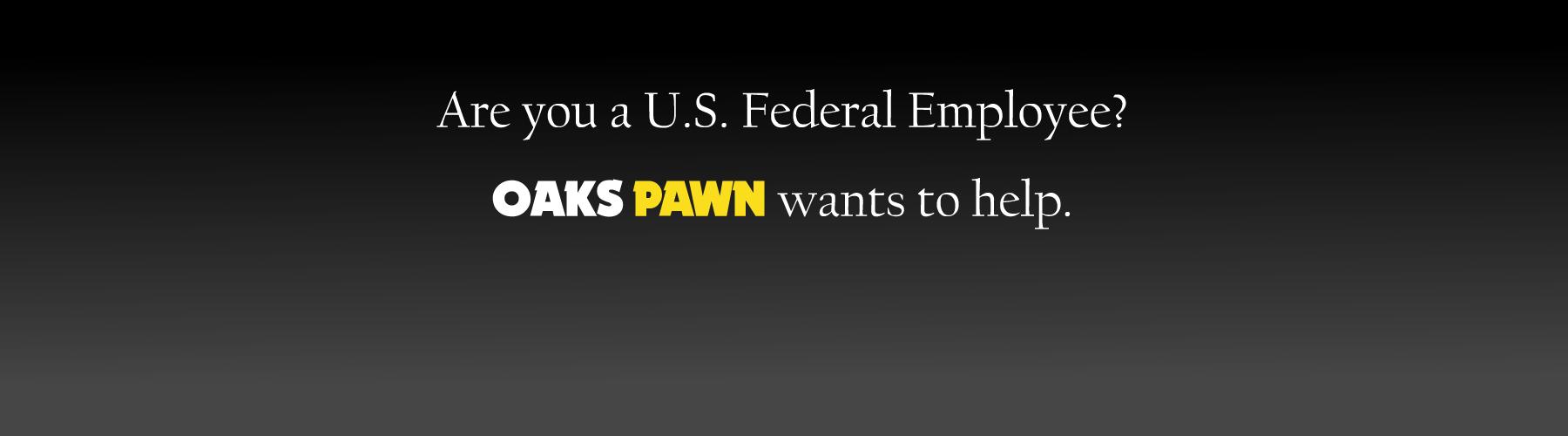 Furloughed Federal Worker Loans