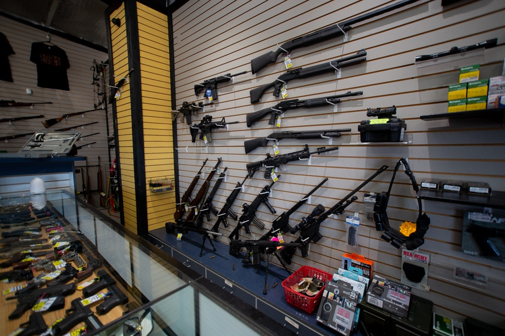 new and used rifles gainesville fl
