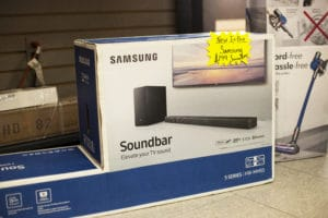samsung soundbar oaks pawn