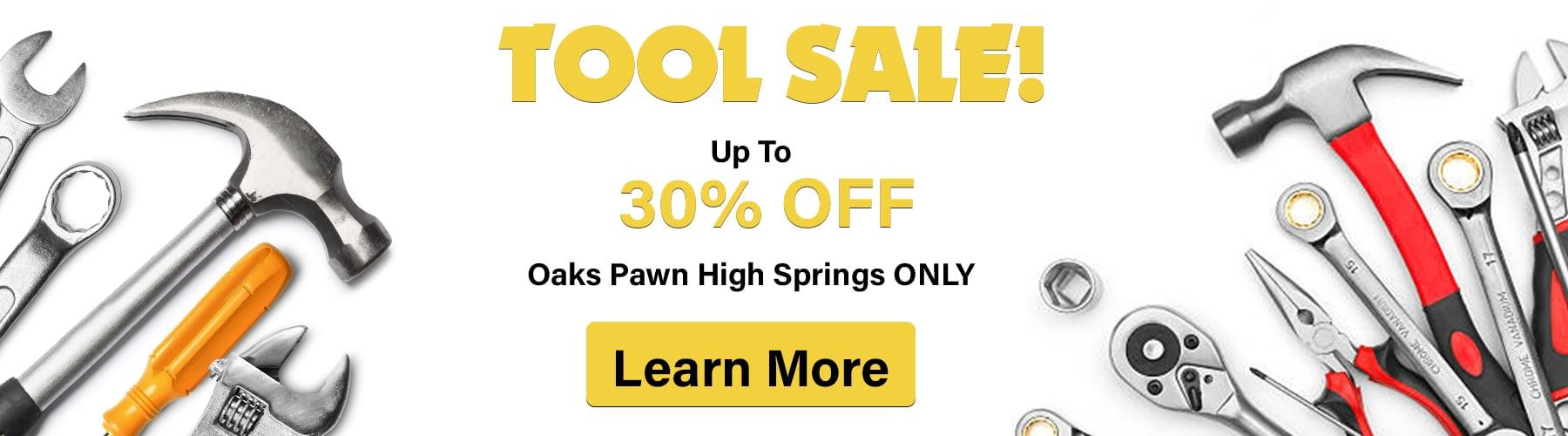 Tool Sale High Springs, FL