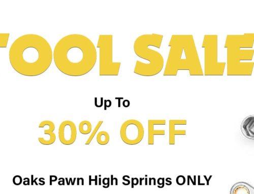 High Springs Tool Sale